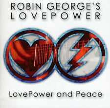 Robin George - Lovepower and Peace  NEW SEALED CD