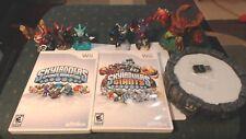 NINTENDO WII Skylanders Spyro's Adventure & Giants Starter set & WIreless Portal