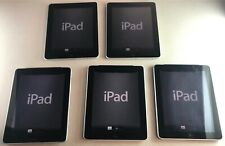 Apple iPad Original 1st Gen 32GB Cellular (Lot of 3) W/out Cellular (Lot of 2)