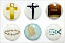 6pc Home Button Sticker Decal Christian Bible Pray for iPhone 5/4/3 Apple