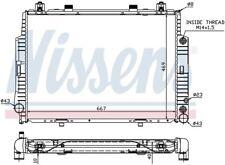 Radiator Front Nissens 62716A fits 94-99 Mercedes S420