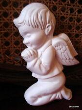 PETIT SWEET ange jeune en stuc stuc magnifique plâtre Décoration