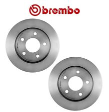 Rear Left and Right Disc Brake Rotor Brembo for Ford Taurus Lincoln Continental