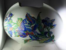 Huge Rosenthal Porcelain Tasca Vase – Lino Sabittini & Brigitte Doege - Signed