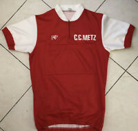 maglia jersey cycling ciclismo eroica NORET C.C. METZ GERMANY SWISS FRAN issued