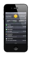 IPhone 4s 16GB (rete EE) Smartphone ** Nero ** ** 6 mesi di garanzia **