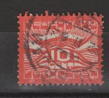 LP 1 luchtpost 1 TOP CANCEL AMSTERDAM NVPH Nederland Netherlands airmail
