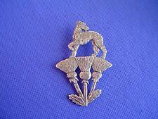 Scottish Deerhound Wolfhound pin #16J Pewter Hound Dog Jewelry b Cindy A. Conter