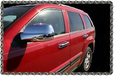 Jeep Grand Cherokee chrome door HANDLE MIRROR TAILIGHT REAR LIFT GATE cover trim