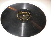 "Jimmy Dorsey I Dream Of You / Magic Is The Moonlight 10"" 78 Decca 18637"