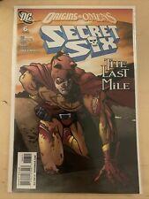 Secret Six #6, DC Comics, April 2009, NM