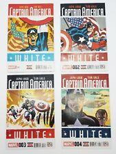 Captain America White 1 2 3 4 November 2015 Marvel Comics Jeph Loeb Tim Sale