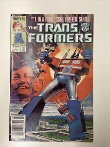 Transformers #1- 1984