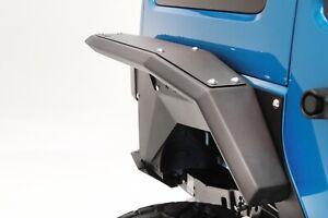 Fab Fours JK1007-1 Fender Flare Fits 07-17 Wrangler (JK)