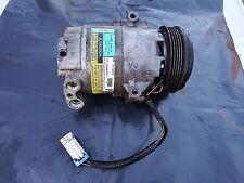 Vauxhall / Opel Genuine Delphi Air Con Compressor Part 9116419 Breaking Car Part