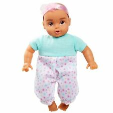 "Perfectly Cute My Lil' Baby - 8"" Baby Girl Doll - Brunette Hair ~ NWT"