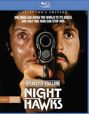 Nighthawks [Collector's Edition] [Blu-ray] Sylvester Stallone