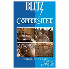Blitz Copper Shine Polishing & Cleaning Care Cloth