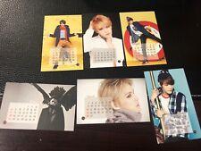 Korean Kpop Jaejoong Fanmade Photocard Set
