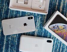 ***Minty*** Apple iPhone XS Max 256GB Silver AT&T A1921 CDMA GSM MT602LL/A