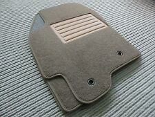 $$$ Original Lengenfelder DeLuxe Fußmatten passend für Jaguar X-Type + NEU $$$