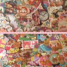 100 adesivi kawaii lotto Carina Adesivo SANRIO SAN-X Crux Mindwave Hello Kitty Fun