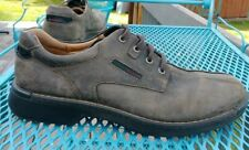 Ecco Fusion Bicycle toe Eu Size 44 US 10.5 oxford lace up mens shoes