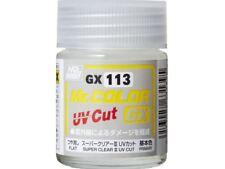 Señor Color Gx súper clara III UV Corte Plano (18 Ml)