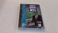 ESPN Sunday Night Football SEGA CD - FACTORY SEALED !!