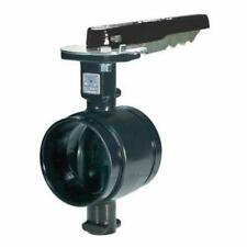"""2-1/2"""" GROOVED BUTTERFLY VALVE DI / EPDM SAVE $$$$$"""