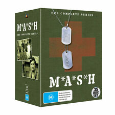MASH Complete Series 1+2+3+4+5+6+7+8+9+10+11 DVD Region 4 (AUS)New & Sealed