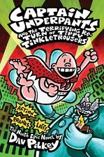 Captain Underpants and the Terrifying Return of Tippy Tinkletrousers (Captain Un