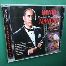 Mancini Romantic Movie Themes Soundtracks Cd Charade Cinema Paradiso Godfather
