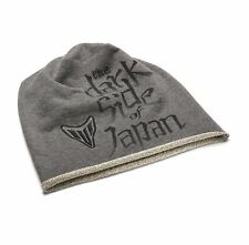 GENUINE YAMAHA CLOTHING MT BEANIE HAT DARK SIDE OF JAPAN IN GREY GREAT GIFT IDEA
