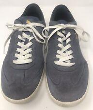 Puma Gray White Liga Suede Shoes Size 9 Men's