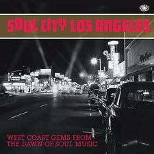 Soul City Los Angeles 2-CD NEW SEALED Robins/Valiants/Olympics/Simms Twins+