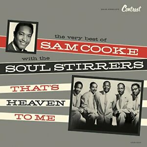 Sam Cooke with the Soul Stirrers - Thats Heaven To Me [CD]