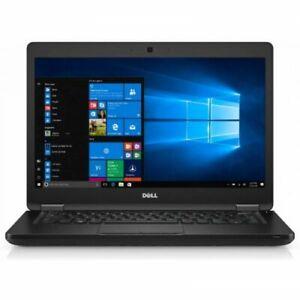DELL LATITUDE E5480 i5,6TH GEN 6300U 8GB RAM+240gb SSD+HDMi