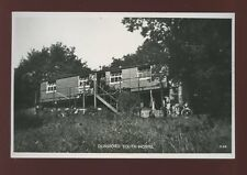 Devon DUNSFORD Youth Hostel YHA 1951 RP PPC