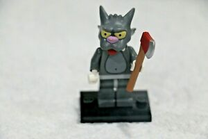 LEGO 71005 Simpsons Minifigure - Scratchy #14 - Excellent