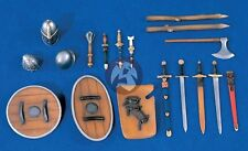 Verlinden 120mm (1/16) Medieval Weapons, Shields and Accessories Set 1309