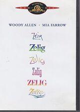 DVD - Zelig - Woody Allen, Mia Farrow / #5000