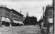 Old Photo.  Blanchester, Ohio.  Opera House