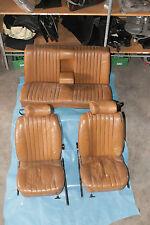 Mercedes Benz W107 SLC Sitze Ledersitz Innenausstattung Coupe Unterdruckanlage