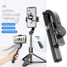 Foldable Handheld Gimbal Stabilizer Smartphone Selfie Stick For iPhone Samsung