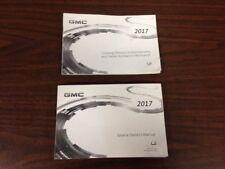 2017 17 GMC SAVANA OWNERS OWNER'S MANUAL