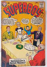Superboy #112 Silver Age DC Comics G