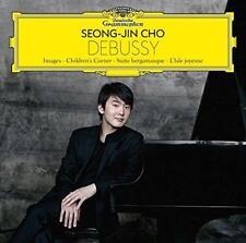 Seong-Jin Cho - Debussy (NEW CD)