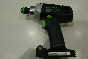 Festool DRC 18 Cordless Drill PDC 18/4 with Centrotec Chuck