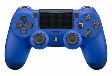 Official Sony PlayStation 4 PS4 Dualshock 4 Wireless Controller (Wave Blue)